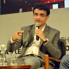 Upcoming IPL will be a truncated event if situation improves, says BCCI president Sourav Ganguly