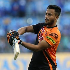 Investigations on approach made by bookie to Shakib during IPL 2018 was handled by ICC: BCCI ACU