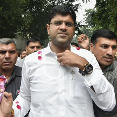 Dushyant Chautala says JJP won't engage in politics of intimidation after Sanjay Raut taunts father
