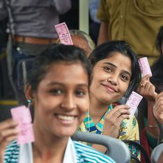 In Delhi, more women are taking free bus rides. Is AAP's scheme making them feel the city is safer?