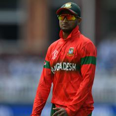 Bangladesh all-rounder Shakib Al Hasan set to return to action as one-year ban nears completion