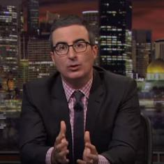 Watch: John Oliver discusses Trump's decision on Syria, and how he announced al-Baghdadi's killing