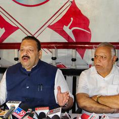 Jammu and Kashmir bifurcation: National Conference leaders urge Centre to maintain statehood
