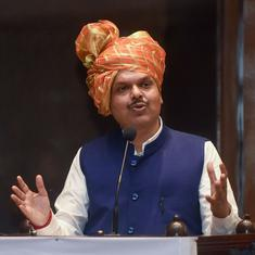 Maharashtra: Governor invites BJP to form the government despite lack of majority
