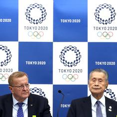 Governor gives reluctant support as IOC moves Olympics 2020 marathon and race-walking out of Tokyo