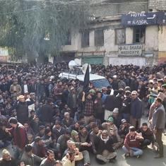 'Totally against this decision': Protests in Kargil against formation of Ladakh Union Territory