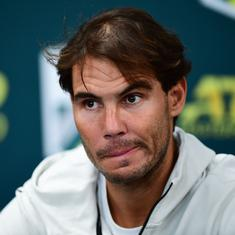 Eyeing his first year-end ATP Finals title, Rafa Nadal keen to improve his record on indoor courts