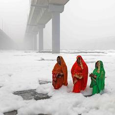SC takes suo motu cognisance of Yamuna river pollution, issues notice to Haryana