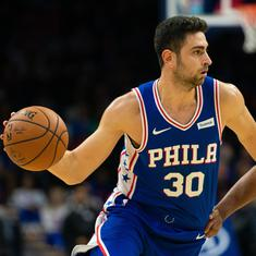 NBA: Sixers continue unbeaten run with win over Blazers, Antetokounmpo shines as Bucks edge Raptors