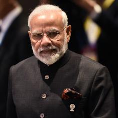 PM Modi calls up leaders of five neighbour countries on New Year's Day, skips Pakistan