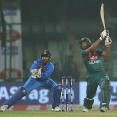 Praise and pollution jibes: Twitter reacts to Bangladesh's first T20I win over India in Delhi