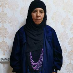 Woman believed to be IS chief Abu Bakr al-Baghdadi's sister captured by Turkish officials