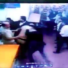 Watch: What does footage of the clash between lawyers and police at Tis Hazari courts suggest?