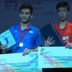 Badminton: With a hat-trick of titles to boot, patient Lakshya Sen getting ready for bigger battles