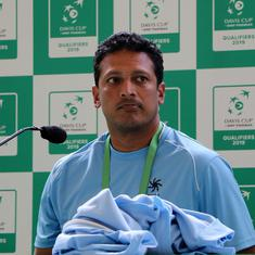 Believe I'm still India's captain unless told otherwise: Mahesh Bhupathi weighs in on Davis Cup row