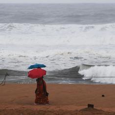 Cyclone Bulbul 'very likely' to intensify into severe cyclonic storm, Maha weakens
