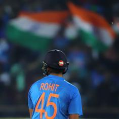 Rajkot T20I: After India's sloppy start, Rohit Sharma leads brilliant turnaround in signature style