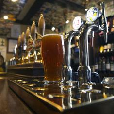 As big breweries muscle in on the market, craft beer is having an identity crisis in Britain