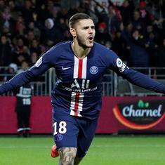 Football: Paris Saint-Germain sign Mauro Icardi from Inter Milan on four-year deal