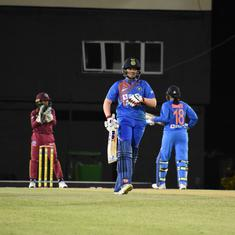 West Indies vs India: Teen sensation Shafali Verma's fearless batting lights up first T20I