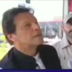 Watch: Imran Khan refers to Navjot Singh Sidhu as 'Hamara Sidhu' at Kartarpur corridor inauguration
