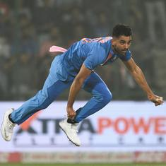 I focussed on white-ball cricket to get into the Indian team, says pacer Deepak Chahar