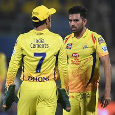IPL: Coronavirus lockdown gives Deepak Chahar time to regain full fitness after lower-back injury