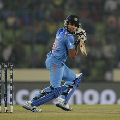 Watch: When Rohit Sharma smashed an epic, world record knock of 264 against Sri Lanka