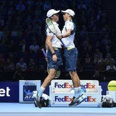 Tennis: 16-time doubles Grand Slam winners Bob and Mike Bryan set to retire after 2020 US Open