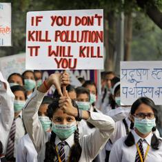 Air pollution will mean more Covid-19 deaths. The warning is loud and clear for India
