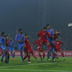 Football: Profligate India dent World Cup hopes after disjointed display against Afghanistan