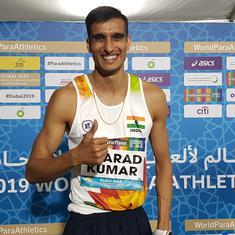 World Para Athletics: High-jumpers Sharad Kumar, Mariyappan Thangavelu qualify for Tokyo Paralympics