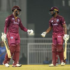 Cricket: West Indies beat Afghanistan to end their longest T20I losing streak