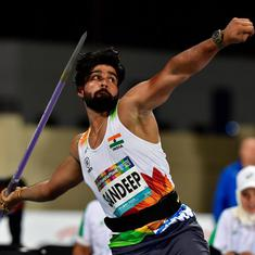 India's Paralympic-bound javelin thrower Sandeep Chaudhary misses dope test at training base: Report