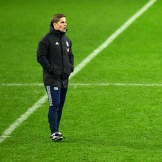 Football: Robert Moreno says leaving as Spain coach was a 'bitter-sweet' feeling