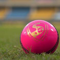 Pink vs red: SG's chief ball inspector explains the difference ahead of day-night Eden Gardens Test