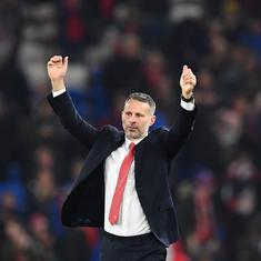 One of the best days of my life: Ryan Giggs hails Wales' qualification for Euro 2020