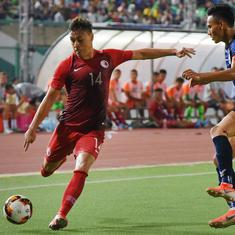World Cup qualifiers: Jordan, Qatar win as Iraq held to draw; Hong Kong beat Cambodia amid protests