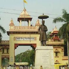 BHU Muslim professor changes department after protests against his appointment to Sanskrit wing