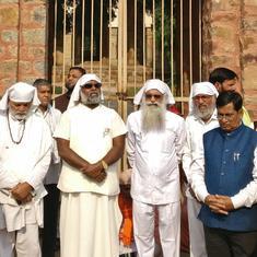 Why are Dalits marking the death anniversary of a medieval sultan in Delhi's Lodi Gardens?