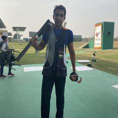 Shotgun nationals: Manavjit Sandhu bags his 12th trap gold, Manavaditya Rathore wins junior title
