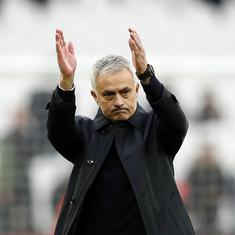 We are going be intelligent in transfer window: Mourinho says no quick fix to Tottenham's problems