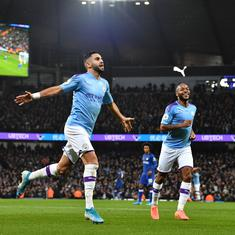Premier League: Man City keep up with leaders Liverpool with win over Chelsea; Arsenal woes continue