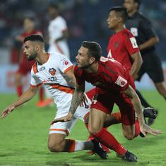 ISL: AIFF suspends FC Goa duo Boumous, Doungel and NorthEast defender Herrings for misconduct