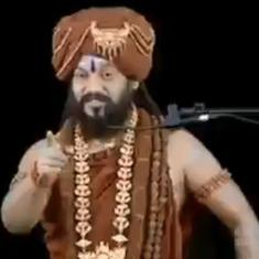 Satire watch: Here's why 'Bhakt Banerjee' thinks Nithyananda has the solutions to India's problems