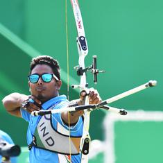Relentless pursuit of the bullseye: For Indian archer Atanu Das, the best is yet to come