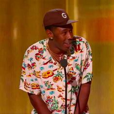 Watch: Tyler, The Creator's hilarious on-stage introduction for Billie Eilish