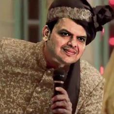 Watch: Ranbir Kapoor is Devendra Fadnavis and Anushka Sharma is Ajit Pawar in this wicked spoof