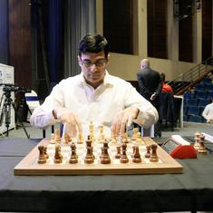 Legends of Chess: Viswanathan Anand finally snaps losing streak by defeating Boris Gelfand