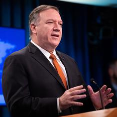 US 'hasn't seen' North Korean leader Kim Jong-un recently, says Mike Pompeo